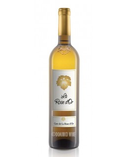 LA ROSE D'OR 2018 - 75 CL -...